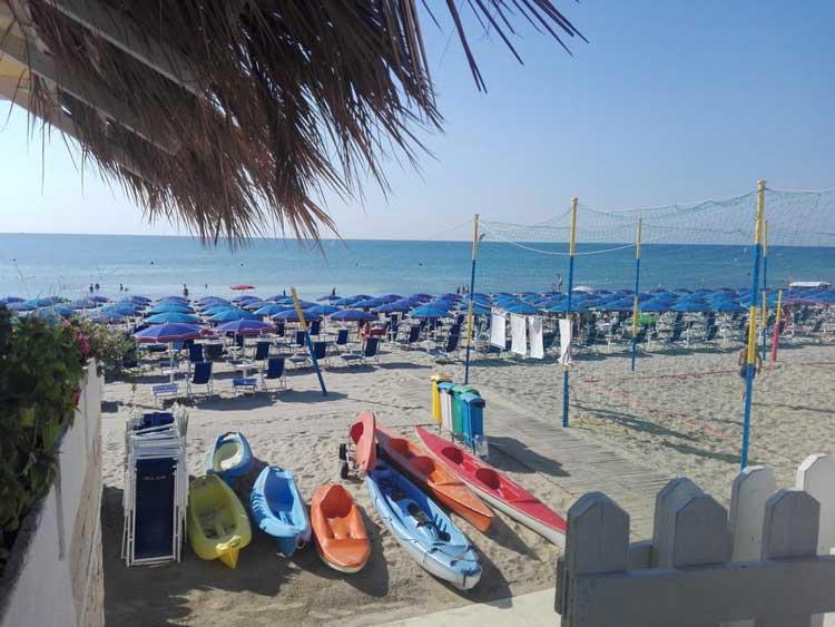 Villaggio Il Catalano Villaggio turistico Per le Tue Vacanze in Puglia (1)