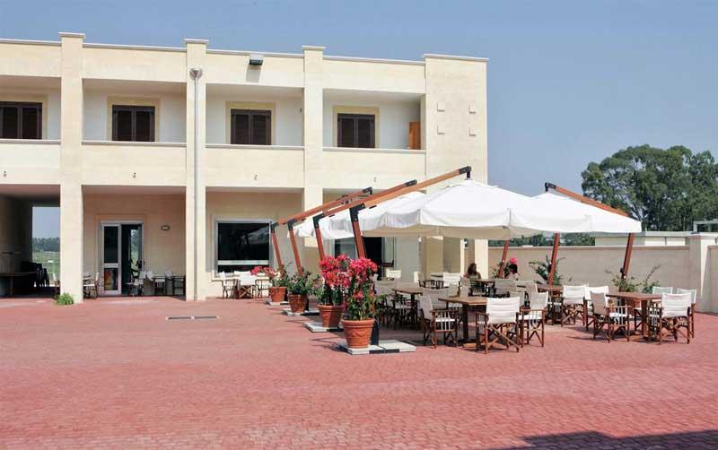 Villaggio Il Catalano Villaggio turistico Per le Tue Vacanze in Puglia (3)