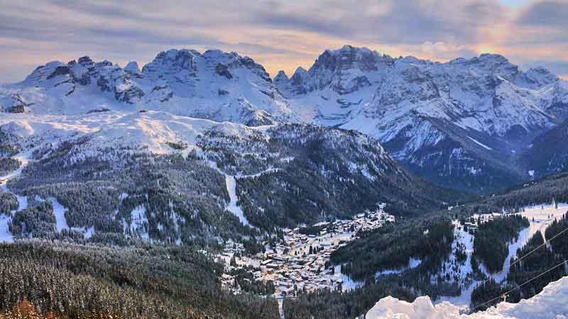 Madonna di Campiglio: Vacanze sulla neve in Trentino