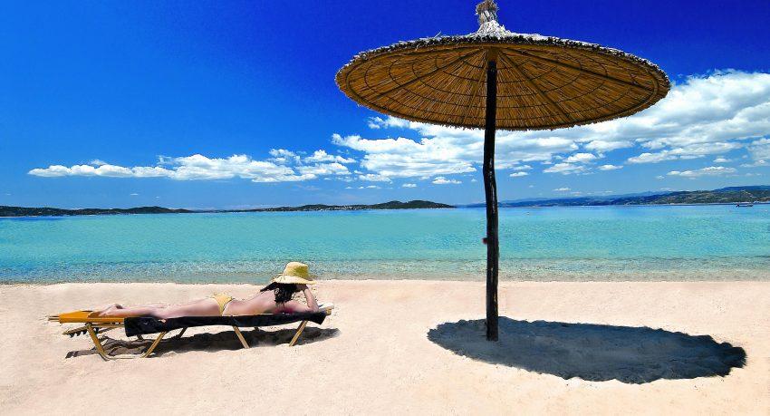 Ouranopoli - Spiaggia