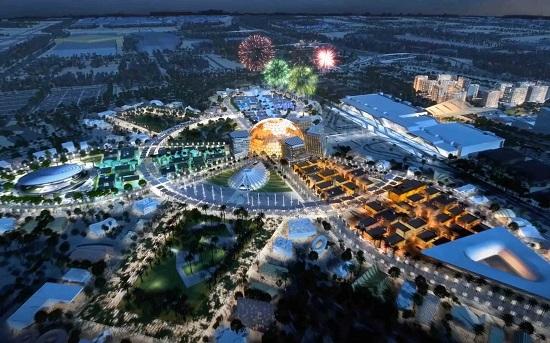Enjoy Dubai! Expo 2021